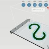 『4分で3Dプリント用S字フックをモデリング』の画像