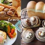 『上級 山食、チョコレートロール 中級 クルミパン 天然酵母イングリッシュマフィン、ソフトプレッツェル』の画像