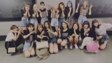 指原莉乃・HKT48村重杏奈らがIZ*ONEのコンサートを鑑賞 メンバーとの写真も公開