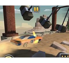 スタントカーアクション Mega Ramp Race