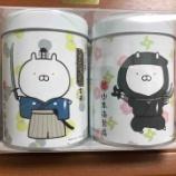 『【うさまるグッズ】山本海苔店 のりチップス2缶セット【東京駅・LINE CREATORS SHOP限定】』の画像