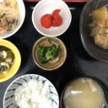 『今日の桜町昼食(豚の角煮)』の画像