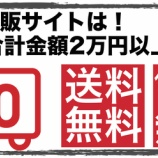 『ISKY.DEPO通販サイト2万円以上お買い上げで送料・代引手数料無料!』の画像