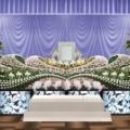 満足度の高い花祭壇