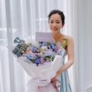 女優『ハン・ジミン』ダイヤモンド級の輝く美貌を振りまく!