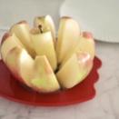 【諸国良品】りんごは皮ごと食べるスタイル!アップルカッターなら一瞬です