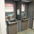 『銀行のATMは行列ができていた』の画像