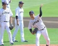 阪神・岩崎「金」獲りフル回転宣言 女子ソフト快勝発進に「すごく勇気づけられた」
