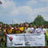 『2016.5.15 第三回レオピン杯Copa Amputeeサッカー大会に観戦参加』の画像