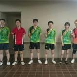 『第26回仙台市卓球協会会長杯卓球大会』の画像