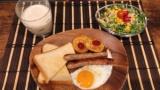 ぼくくんのパーフェクトな朝食いくら出せる?(※画像あり)