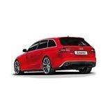 『【スタッフ日誌】Audi RS4Avant用AKRAPOVIC Evolution Line (Titanium)装着!』の画像