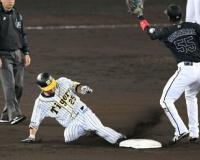 「阪神強し、を印象づけた江越の盗塁」岡義朗氏が分析