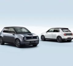 ホンダの電気自動車「Honda e」、イギリスでの価格は26,160ポンドから