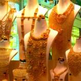 『ドバイの街散歩 混沌の市場へ『香辛料街スパイススーク』『黄金街ゴールドスーク』』の画像