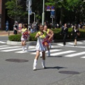 2013年横浜開港記念みなと祭国際仮装行列第61回ザよこはまパレード その80(鎌倉女子大学中等部・高等部マーチングバンド)の3