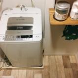『夏にスッキリ!洗濯機の掃除をしましたのはなし』の画像