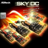 『ASRockがKなしCPUでもオーバークロックできるSKY OCを発表!』の画像