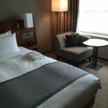 『新宿のホテルセンチュリーサザンタワーに到着』の画像