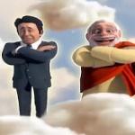 【動画】アニメ、モディ首相が習近平主席をかめはめ波で撃破!安倍首相も登場! [海外]