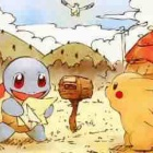 『あの頃、僕と、ポケモンと。-ポケモン不思議のダンジョン 青・赤の救助隊BGMマイベスト-』の画像