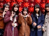"""ついに!坂道テレビにて合同オーデ組""""奇跡の坂道3姉妹""""が初共演!"""