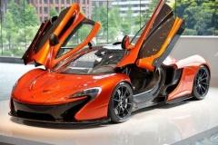 1億円のスーパーカー発売 F1名門の英マクラーレン