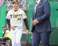 侍ジャパン・稲葉監督、代表と阪神には「通ずるものがある」