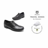『入荷   ショセ TR-001 Travel shoes 【防水】』の画像