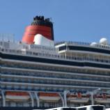 『世界で最も豪華な客船・クイーン・エリザベス号』の画像