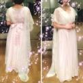 ミュージカル女優様◆ステージ衣装ピンクドレス