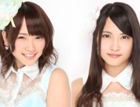 AKB48の川栄と入山の手術終了