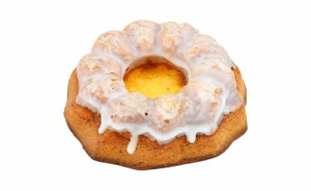 ローソンのスイートロール(っぽい菓子パン)