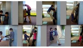 【日本のCM】  壁ドンってなんだよwwww 日清のカップヌードルの 「少女漫画の壁ドン」のCMが面白い。  海外の反応