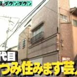 『むつみ荘住みます芸人 春日の阿佐ヶ谷アパートはどこか場所を水曜日のダウンタウンで公開』の画像