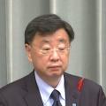 松野内閣官房長官・介護職員の所得向上策「年末までに、具体的な結論を出していく」