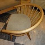『【飛騨・高山の家具】 柏木工のビーサロンチェアー』の画像