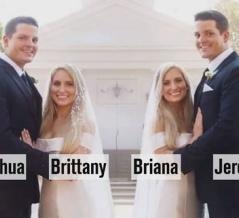 ビックリ!双子が双子と結婚して同時期に妊娠(アメリカ)
