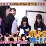 【HKT48のおでかけ!】神志那結衣と田島芽瑠がプロレス体験を頑張る
