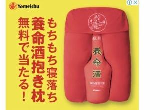 【悲報】養命酒さん、とてもエッチ姿で販売しようとしている