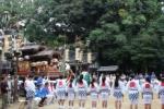 若宮神社と天田神社。私市秋祭りに行ってみた!~五穀豊穣、豊年等を願う秋祭り~