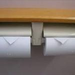 トイレットペーパーの三角折り今更衛生面で良くないと話題にwwww