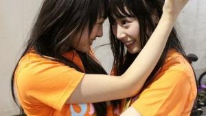 【churi:camera】この高柳明音ちゃんと木崎ゆりあちゃんの写真いい感じ!!