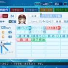 『萩原 雪歩 パワプロ2020版』の画像
