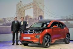 BMW i3が世界初公開!