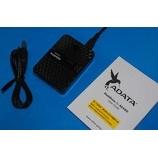 『ADATA DashDrive Air AE400を買った(レビュー)。【Wi-Fi(ワイヤレス)SDカードリーダー】』の画像