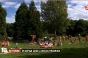 【国際】公園で全裸日光浴を楽しんでいたら、のぞき見する「変態」が出没して困る ヌーディストの女性ら、被害訴え パリ