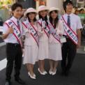 2010湘南江の島海の女王・海の王子in第37回藤沢市民まつり その2