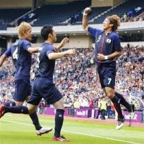 清武、吉田らが先発 負傷した大津もスタメン=サッカーU-23日本代表