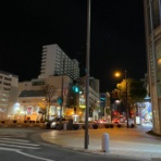 『【緊急事態宣言】外出自粛の初日の夜、浜松まちなか鍛冶町・有楽街の風景【浜松フォト】』の画像